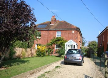 Thumbnail 4 bed property to rent in Church Street, West Hanney, Wantage
