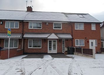 Thumbnail 3 bed terraced house for sale in Bucklands End Lane, Hodge Hill, Birmingham