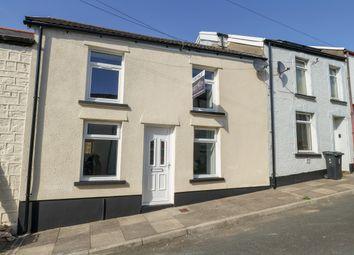 Thumbnail 3 bedroom terraced house for sale in Spring Street, Dowlais, Merthyr Tydfil