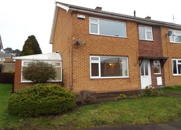 Thumbnail 3 bed end terrace house to rent in Bestwood Lodge Drive, Nottingham