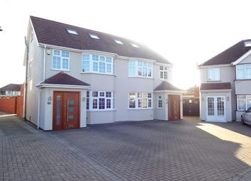 Thumbnail 4 bed semi-detached house for sale in Marnell Way, Hounslow