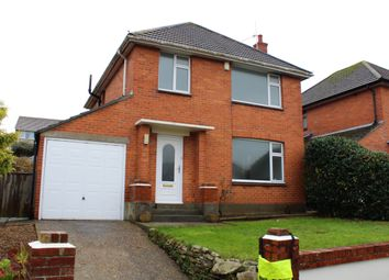 Thumbnail 3 bedroom detached house to rent in Freemantle Road, Weymouth