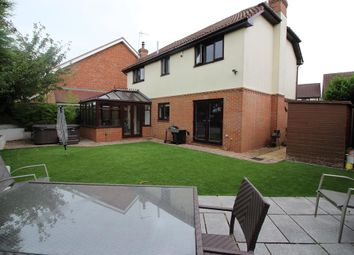 Thumbnail 4 bed detached house for sale in Sandstone Rise, Winterbourne, Bristol