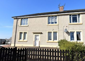 Thumbnail 2 bed flat for sale in Garfield Drive, Bellshill