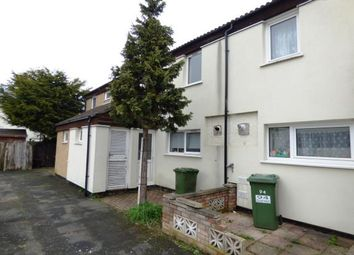 Thumbnail 3 bed terraced house for sale in Crabtree, Paston, Peterborough, Cambridgeshire