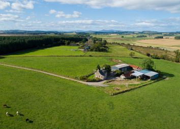 Thumbnail 2 bedroom farmhouse for sale in Tarves, Ellon