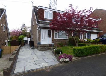 Thumbnail 3 bed semi-detached house for sale in Whimbrel Road, Stockport