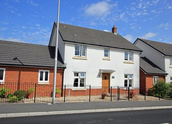Thumbnail 4 bed link-detached house for sale in Mount Pleasant, Llangunnor, Carmarthen, Carmarthenshire