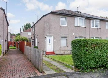 Thumbnail 2 bed flat for sale in Ashcroft Drive, Glasgow, Lanarkshire