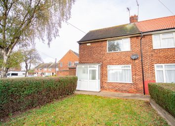 Thumbnail 2 bed semi-detached house to rent in County Road South, Hull