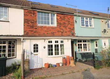 Thumbnail 3 bed terraced house to rent in Barrow Green, Teynham, Sittingbourne