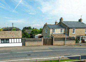Thumbnail 4 bedroom detached house for sale in Orchard Row, Church Road, Grafham, Huntingdon