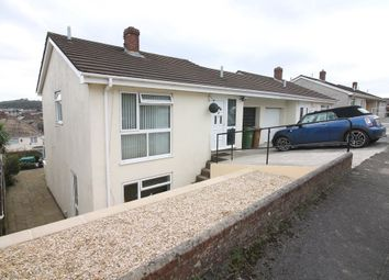Thumbnail 3 bed semi-detached house for sale in Buckland Close, Plympton, Plymouth