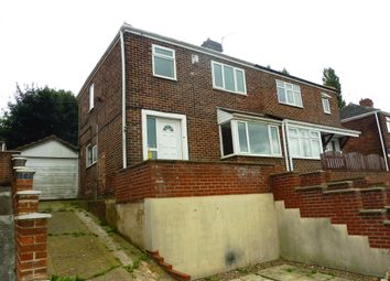 Thumbnail 3 bed semi-detached house for sale in Larch Avenue, Wickersley, Rotherham