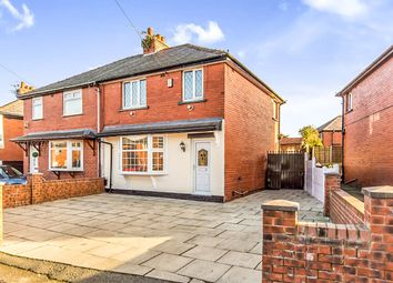Thumbnail 3 bed semi-detached house for sale in Pilkington Road, Kearsley, Bolton