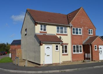 Thumbnail 3 bed semi-detached house for sale in Shrewsbury Bow, Locking Castle, Weston-Super-Mare