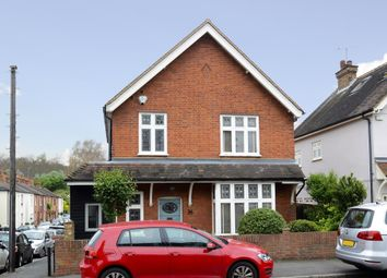 Thumbnail 4 bed detached house to rent in Portmore Park Road, Weybridge