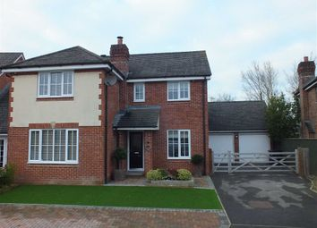 Thumbnail 4 bed detached house for sale in Newhurst Park, Hilperton, Wiltshire