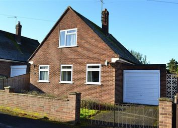 Thumbnail 3 bed detached house for sale in Abbots Road, Newbury, Berkshire