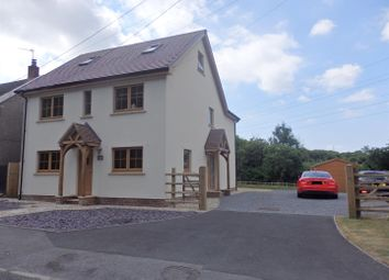 Thumbnail 4 bed detached house for sale in Heol Morlais, Trimsaran, Kidwelly