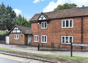 Thumbnail 3 bed end terrace house for sale in Wexham Cottages, Church Lane, Wexham