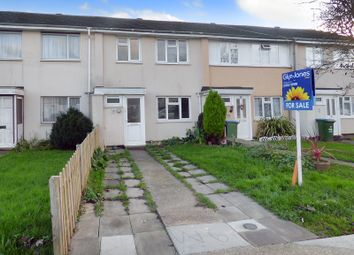 Thumbnail 3 bed terraced house for sale in Potters Mead, Wick, Littlehampton