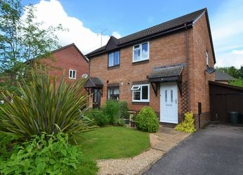 Thumbnail 2 bed semi-detached house for sale in Taylors Court, Tiverton