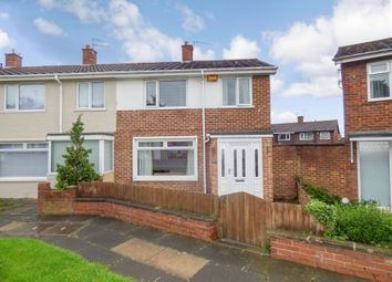 Thumbnail 3 bed terraced house for sale in Etherley Walk, Stockton-On-Tees