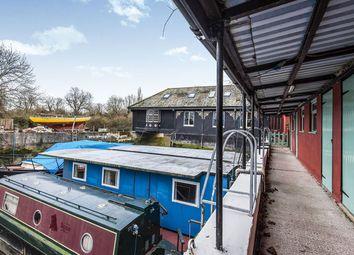 Thumbnail 1 bed detached house to rent in Dock Slipway, Eel Pie Island, Twickenham