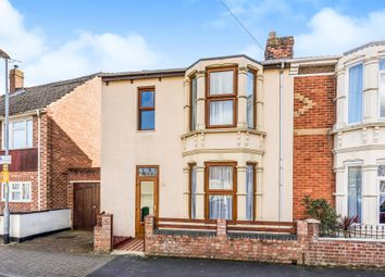 Thumbnail 3 bed semi-detached house for sale in Windsor Road, Cosham, Portsmouth