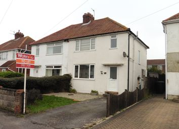 Thumbnail 3 bed semi-detached house to rent in St Martins Rd, Deal