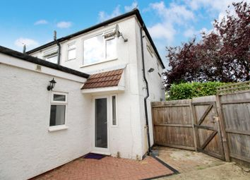Thumbnail 2 bed end terrace house to rent in Hitchings Way, Reigate