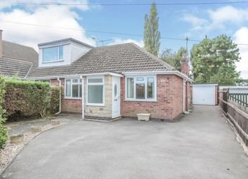 Thumbnail 2 bed bungalow for sale in New Zealand Lane, Queniborough, Leicester, Leicestershire