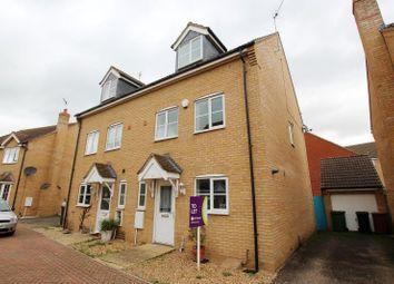 Thumbnail 4 bedroom semi-detached house to rent in Wick Road, Hampton Hargate