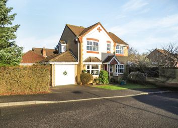 Thumbnail 3 bedroom detached house for sale in Andeferas Road, Andover