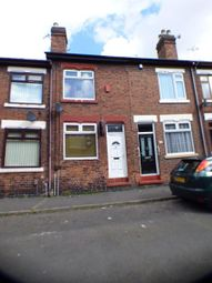 Thumbnail 3 bed terraced house to rent in Capewell Street, Stoke-On-Trent