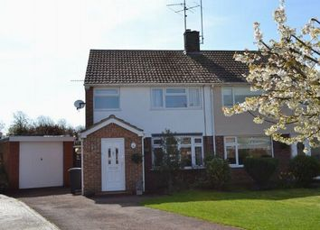 Thumbnail 3 bed semi-detached house to rent in Barnfield Close, Kingsthorpe, Northampton