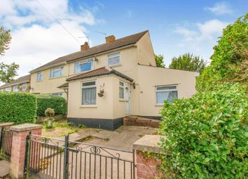 Thumbnail 3 bedroom semi-detached house for sale in Caeglas Road, Rumney, Cardiff