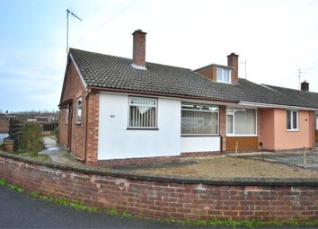 Thumbnail 2 bedroom semi-detached bungalow for sale in Suffield Way, King's Lynn