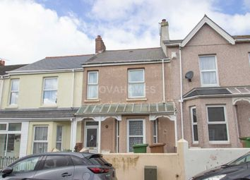 Thumbnail 2 bed terraced house for sale in Edith Street, Plymouth