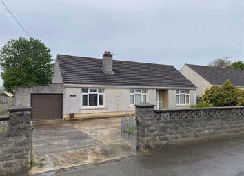 Thumbnail 2 bed detached bungalow for sale in Crundale, Haverfordwest