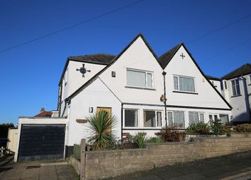 Thumbnail 3 bed semi-detached house for sale in Knowlys Avenue, Heysham, Morecambe