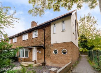 Thumbnail 4 bed semi-detached house to rent in Malden Way, New Malden