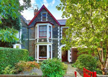Thumbnail 4 bed semi-detached house for sale in Oakfield Street, Roath, Cardiff