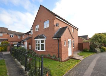 Thumbnail 3 bed end terrace house for sale in Wavers Marston, Marston Green, Birmingham