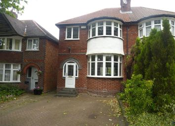 Thumbnail 3 bedroom semi-detached house to rent in Woodford Green Road, Birmingham