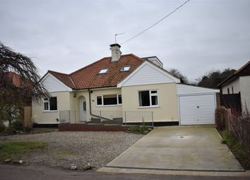 Thumbnail 6 bed detached bungalow for sale in Links Road, Gorleston, Great Yarmouth