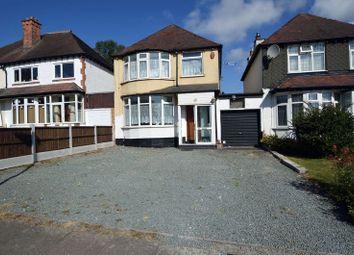 3 bed detached house for sale in Rollason Road, Erdington, Birmingham B24