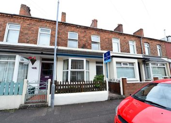 Thumbnail 3 bed terraced house for sale in Colvil Street, Belmont, Belfast