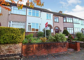 3 bed terraced house for sale in Queen Isabels Avenue, Cheylesmore, Coventry CV3